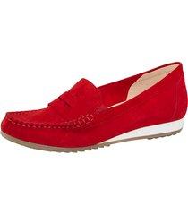loafers mona röd