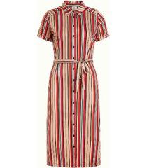 jurk rosie stripe