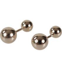 bottega veneta bead earrings