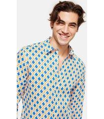 shirt teulada linen