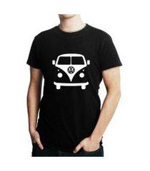 camiseta criativa urbana kombi carro clássico