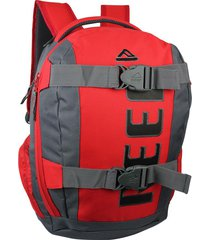 mochila roja reef