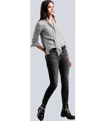 jeans alba moda black