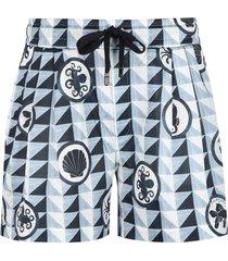 dolce & gabbana cotton bermuda shorts