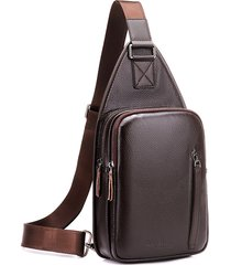 cassa per lavoro di grande capacità business borsa sling borsa crossbody borsa for men