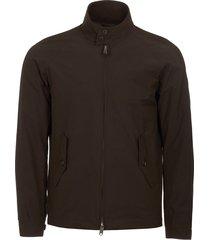 baracuta soot g4 harrington jacket brcps0002-1180