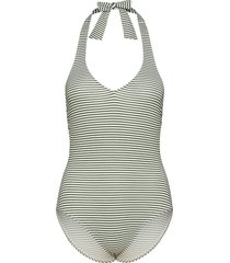 swimsuits baddräkt badkläder grön esprit bodywear women