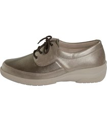 skor solidus guldfärgad