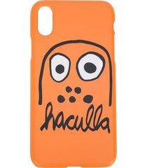 haculla battle buddy iphone xs case - orange