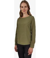 blusa emilia verde jacinta tienda
