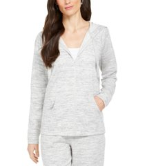 style & co zip-up hoodie, created for macy's