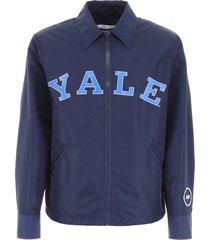 calvin klein yale university jacket