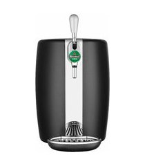chopeira elétrica krups beertender b101 com refrigeração - exclusiva heineken 127v