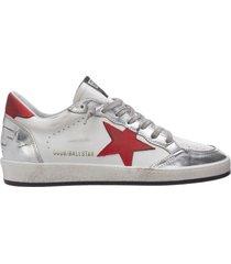 scarpe sneakers uomo in pelle ball star