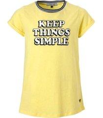 cars geel t-shirt sienna