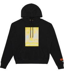 herons lithio hoodie