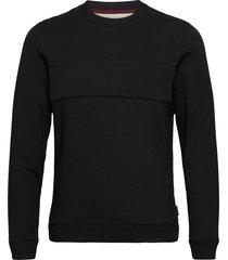 seekwal sweat-shirt tröja svart ted baker