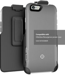 encased belt clip holster - for iphone 6 6s otterbox resurgence power battery ca