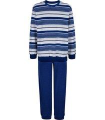 pyjama roger kent blauw::grijs