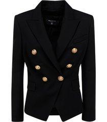 6 btn grain de poudre jacket