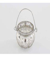 cachepot vela mellon- pashmina- prata