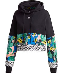 buzo adidas originals cropped