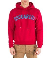 dsquared2 hoodie sweatshirt sweat