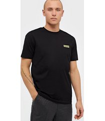hugo durned202 t-shirts & linnen black