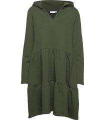 belmasz dress kort klänning grön saint tropez