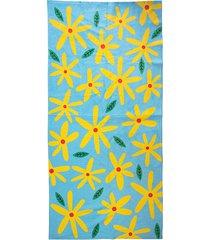 ręcznik kąpielowy kwiatki