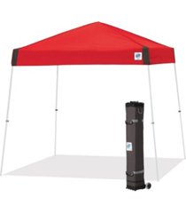 e-z up vista instant shelter angle leg portable popup canopy tent 81 square feet of shade