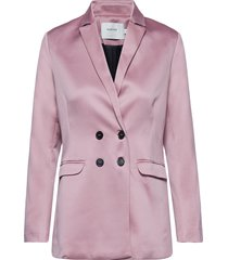 nixon blazer colbert roze munthe