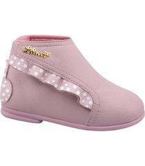 bota bebê lilica ripilica feminina - feminino