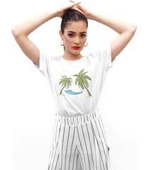 camiseta basica my t-shirt coconuts branco