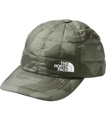 boné the north face insulated norm verde - kanui