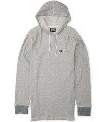 billabong men's keystone hoodie
