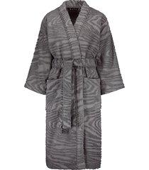 kaarna bathrobe morgonrock grå hálo