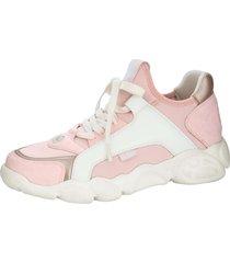 sneakers buffalo rosa