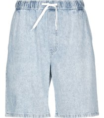 cheap monday denim bermudas