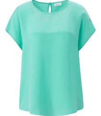 blouse verlaagde schoudernaden van gerry weber groen