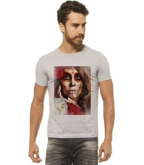 camiseta joss - catrina photo - masculina
