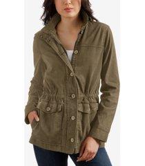 lucky brand cargo jacket