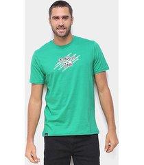 camiseta cyclone chipre masculina - masculino