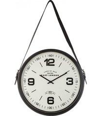 zegar wiszący na pasku london