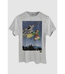 camiseta dc comics batman e robin bandup!