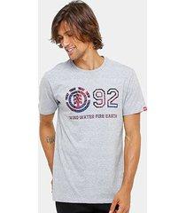 camiseta element horizontal fill masculina