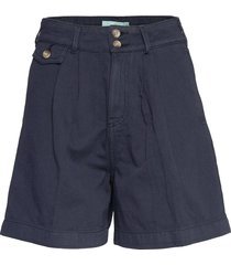 paulette chino shorts bermudashorts shorts blå morris lady