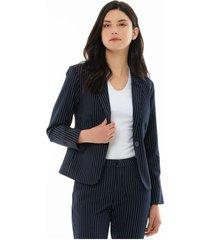 chaqueta para mujer en poliester poliester multicolor color multicolor talla s