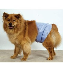 pooch pants male wrap for dogs - reusable & washable garments