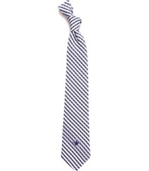 eagles wings dallas cowboys poly gingham tie